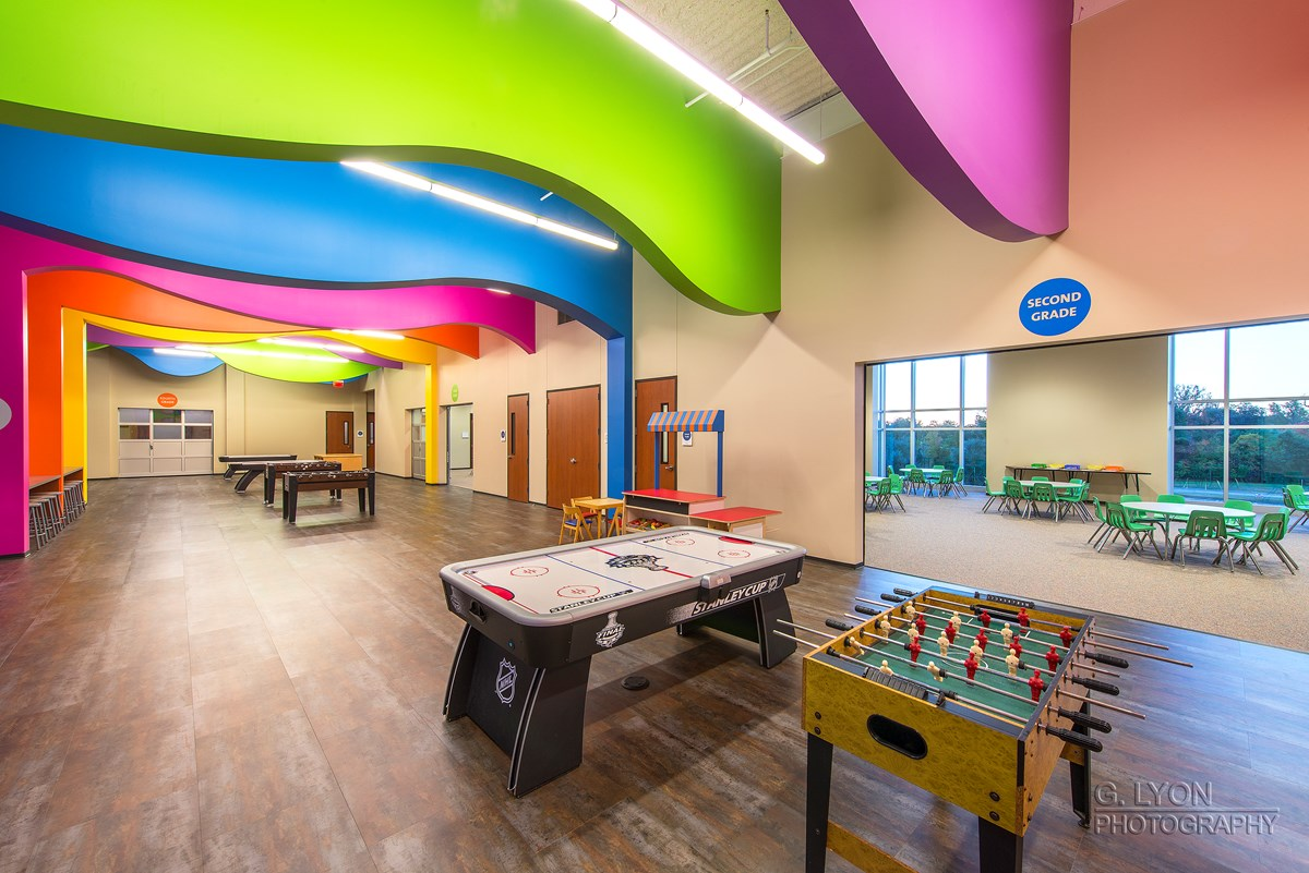 Faithbridge Children's Ministry Building |  Collaborative Engineering Group