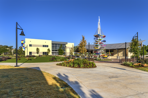River Pointe Church Children's Ministry Building |  Collaborative Engineering Group