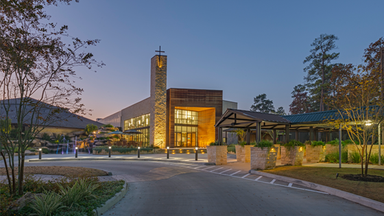 The Woodlands First Baptist Church |  Collaborative Engineering Group