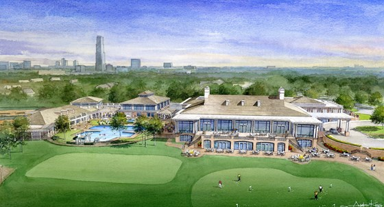 Houston Country Club |  Collaborative Engineering Group