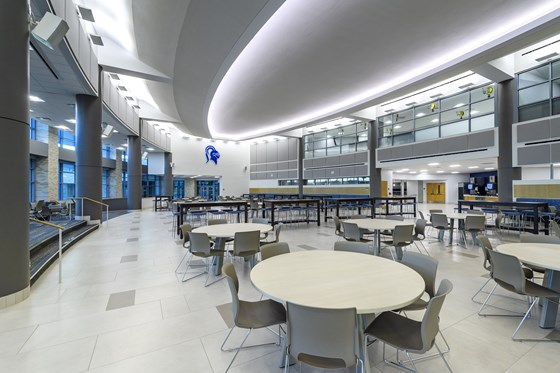 Episcopal High School Student Center |  Collaborative Engineering Group